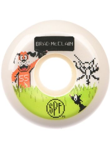 Bones Wheels Spf Mcclain Duck Hunt 84B P5 55mm Ruedas