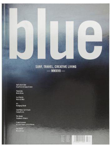 Blue Magazine Blue Yearbo