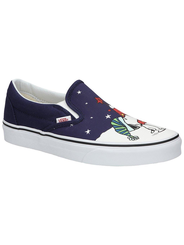 Vans Peanuts Classic Slip-On Slippers