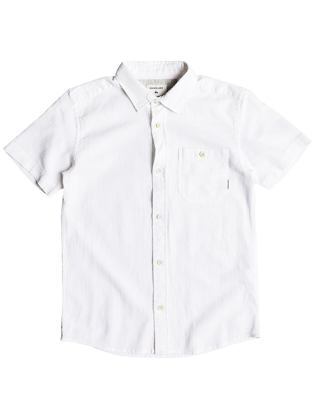 Quiksilver New Time Box Shirt Boys