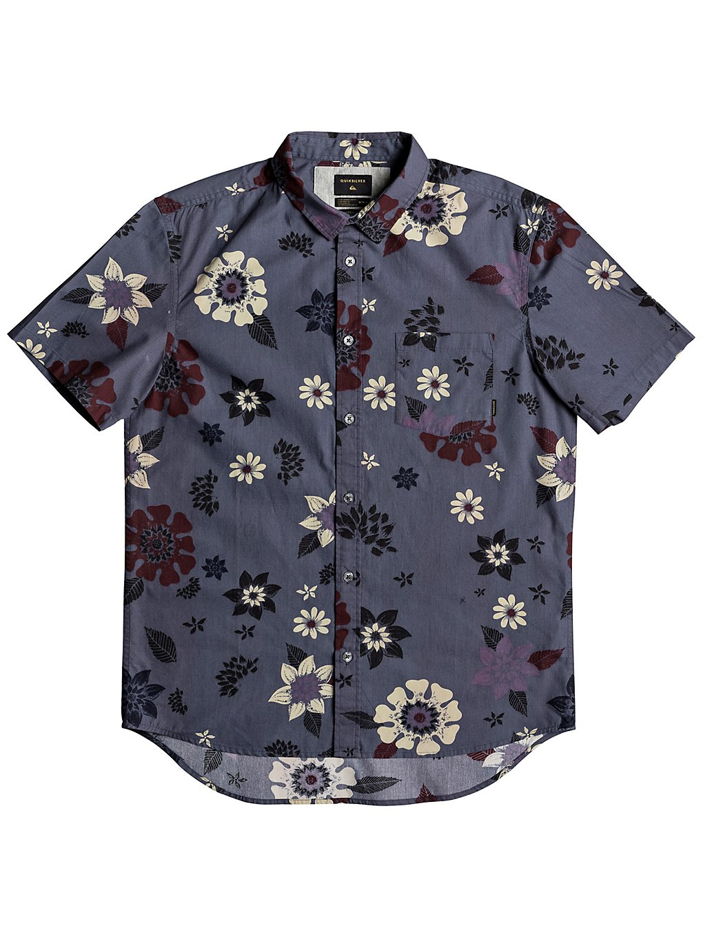 Quiksilver Sunset Floral Shirt