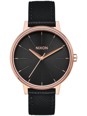 nixon uhr armbanduhr the kensington leather uhr herren. Black Bedroom Furniture Sets. Home Design Ideas