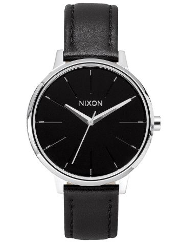 Nixon The Kensington Leather Horloge