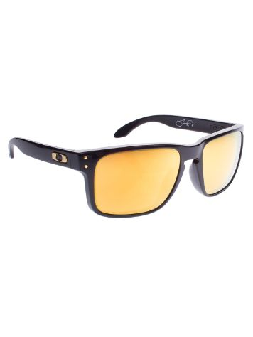 Oakley Holbrook polished black Sonnenbrille