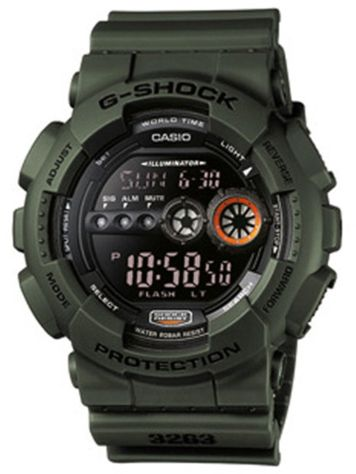 G-SHOCK GD-100MS-3ER Horloge