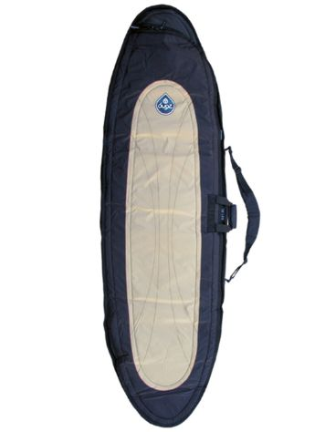 Bugz DOUBLE 245cm / 8.0 Funda para tablas