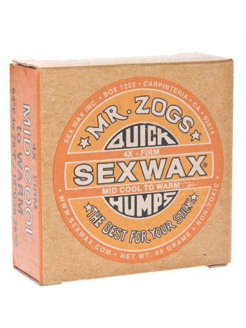 Sex Wax Quick Humps orange Firm
