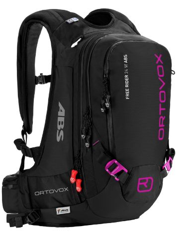 Ortovox Free Rider 24 ABS with M.A.S.S. Women