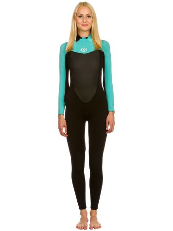 Rip Curl Omega 5/3 Gb Back Zip Wetsuit