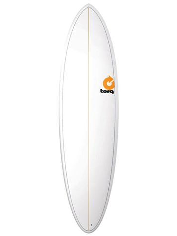 Torq Epoxy 6.8 Funboard Pinlines