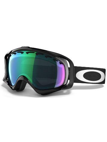 oakley crowbar snow goggles ohd0  18580; Oakley Crowbar jet black