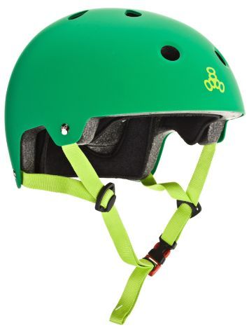 Triple 8 Dual Certified Skateboard helm