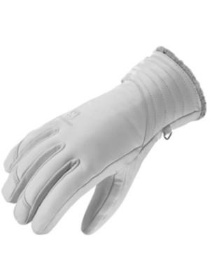 Salomon Native  Gloves white Gr. S