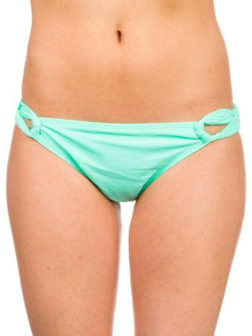 Empyre Girls Sunkissed Solid Low Rise Hipster Bikini Bott