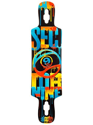 "Sector 9 Sprocket 38.5"" x 9.8"" Deck"