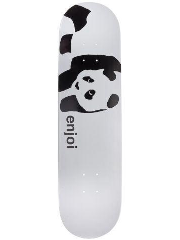 "Enjoi Whitey Panda Wide 8.0"" Deck"