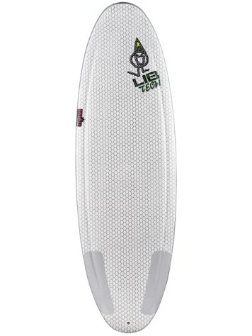"Lib Tech Ramp 5'4"" 3 Fin"