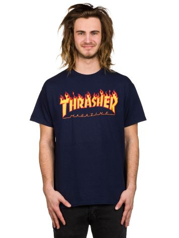 Thrasher Flame T-Shirt