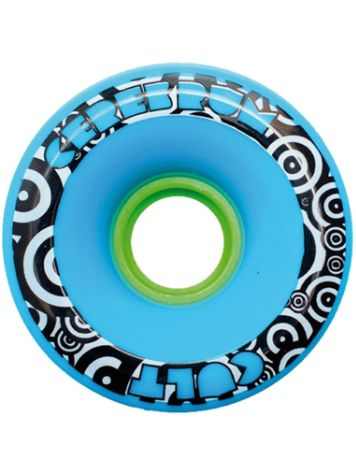 Cult Wheels Cerebrum 71mm 80A Rollen