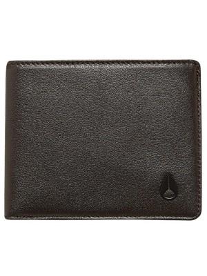 Nixon Arc Bi-Fold Wallet brown Gr. Uni