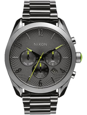 Nixon The Bullet Chrono Uhr