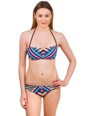 rip curl hearts desire bandeau set bikini online kaufen. Black Bedroom Furniture Sets. Home Design Ideas