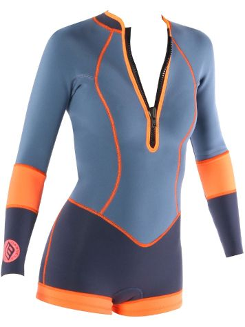 Madness Unlimited 2/2 Shorty Wetsuit