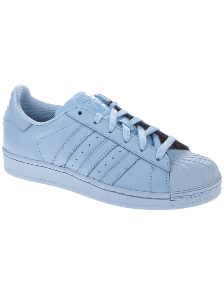 Adidas Superstar Womens Blue