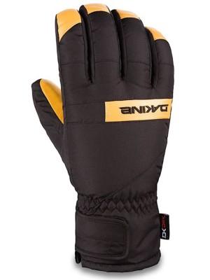 Dakine Nova Short Gloves black / tan Gr. L