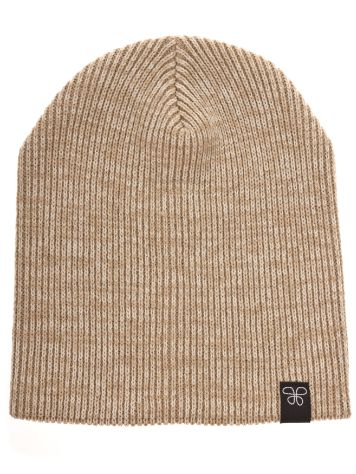 Brick Fir Two Tone Beanie