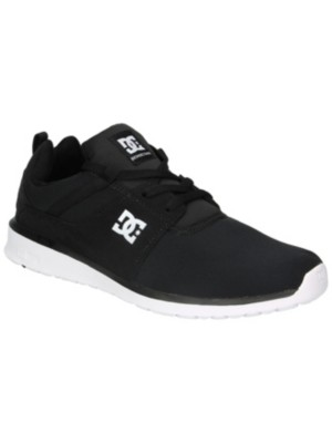 DC Heathrow Sneakers black / white Gr. 4.0