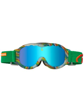 Bluetribe Rainbow White Youth Goggle