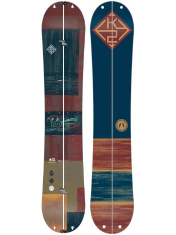 K2 Panoramic 158 Splitboard