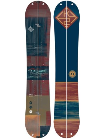 K2 Panoramic Package 168 2017 Splitboard Set