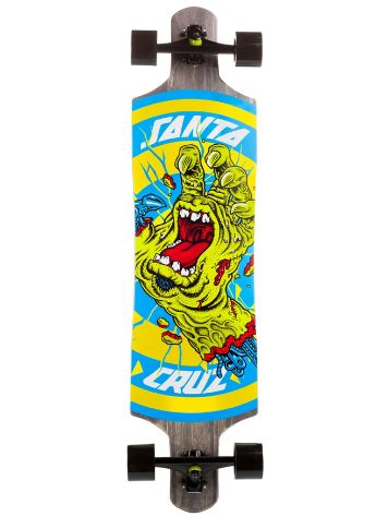 "Santa Cruz Rob Hand Foot Stop Drop Thru 10"" Longboa"