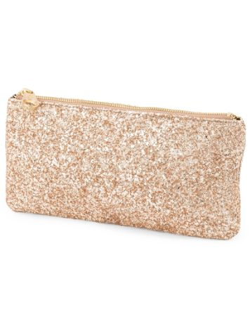Volcom Glitter Party Clutch Wallet