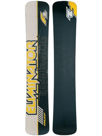 F2 Eliminator WC 163 Snowboard alpina