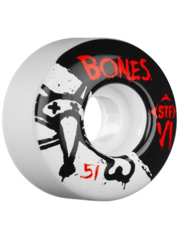 Bones Wheels Stf V1 Series II 83B 51mm Wheels