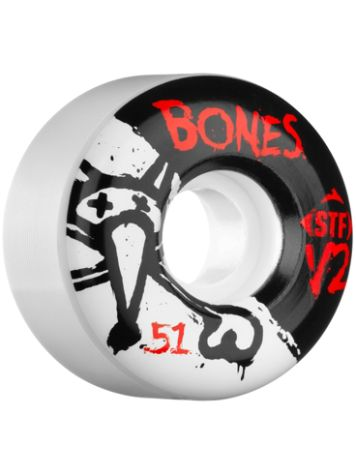 Bones Wheels Stf V2 Series Ii 83B 53mm Wheels