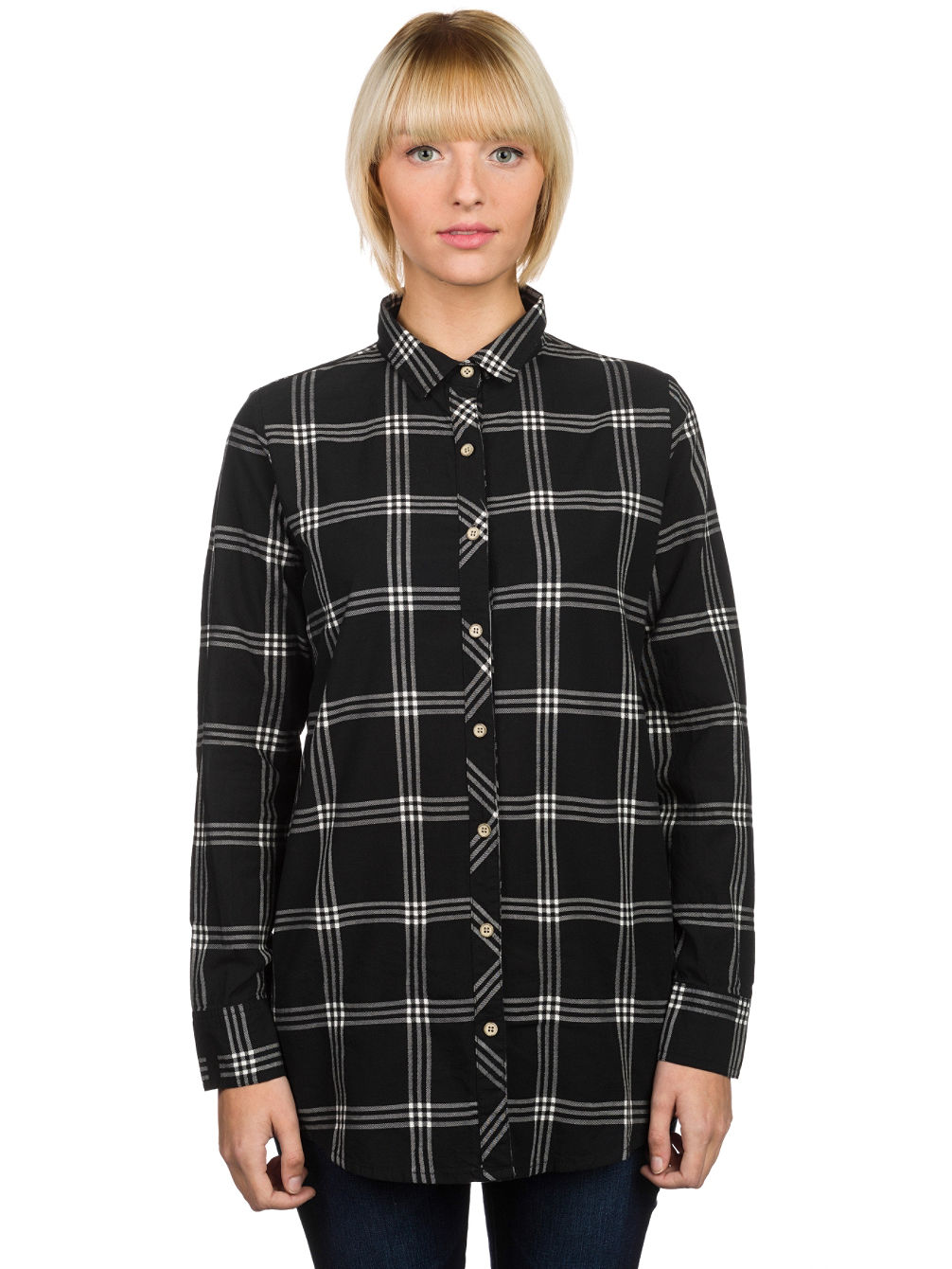 Buy iriedaily macker plaid shirt ls online at blue for Buy plaid shirts online