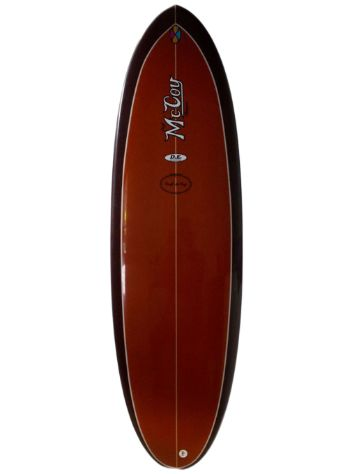 McCoy Double Ender 6.4 XF brown Surfboard