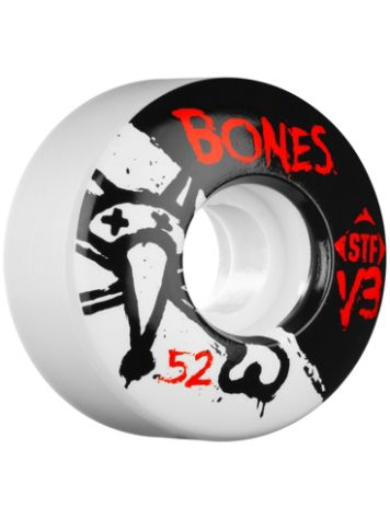 Bones Wheels STF V3 Series II 83B 54mm Wheels