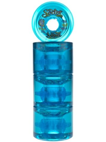 Sector 9 Top Shelf Blue 78A 69mm Rollen