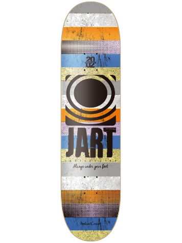 "Jart Colors MC 8.125"" Deck"
