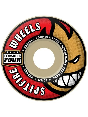 Spitfire Formular Four 101D Radial 52mm Wheels
