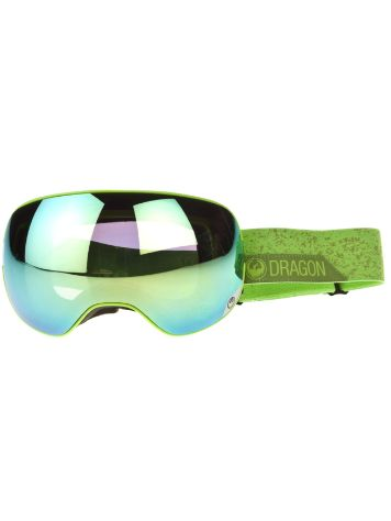 Dragon X2 Stone Green Goggle