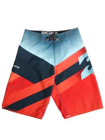 "Billabong Slice Boy 17,5"" Boardshorts Jungen"