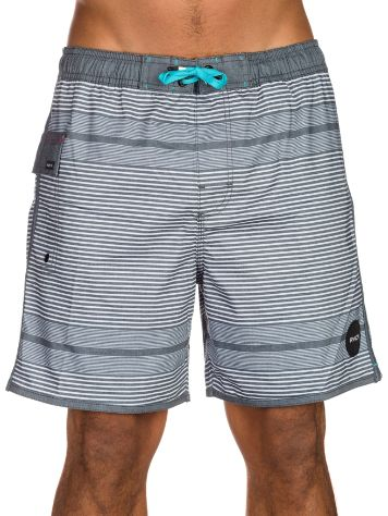"RVCA Vector Stripe 17"" Boardshorts"