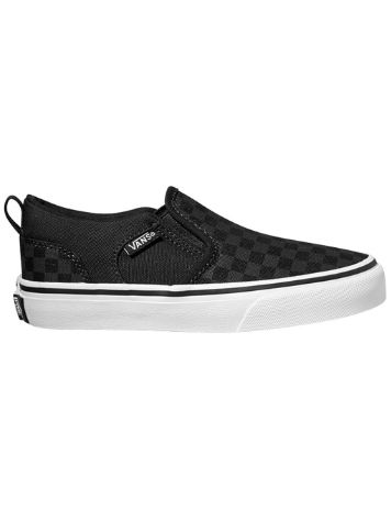 Vans Asher Mocasíns chicos