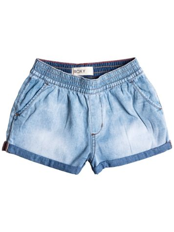 Roxy Popular Song Jeans Shorts Girls